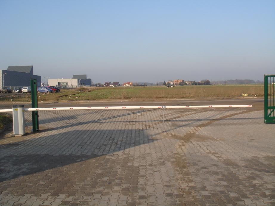 Barrier Gate Merek NICE 1